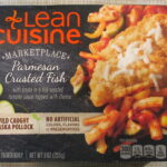 Lean Cuisine Parmesan Crusted Fish